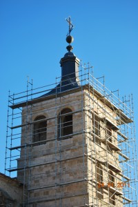 Restauración de la Torre y Sacristía de la Iglesia de Santa María de Cogolludo
